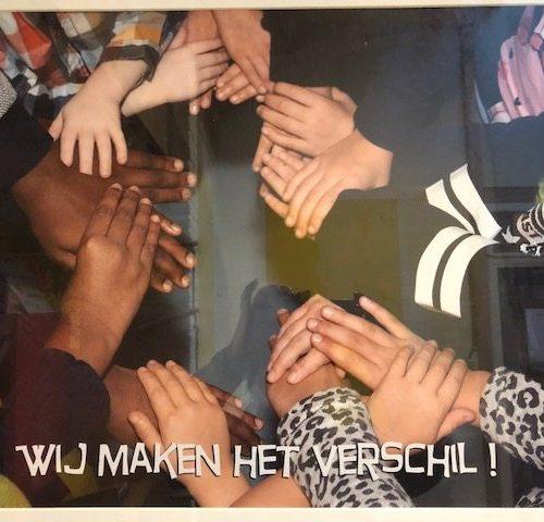website plaatje kindcentrum Wij maken het verschil